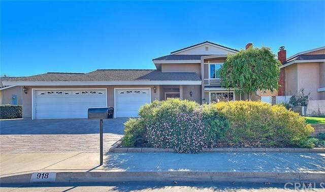 918 Herbine Street, La Verne, CA 91750 (#CV21009309) :: Cal American Realty