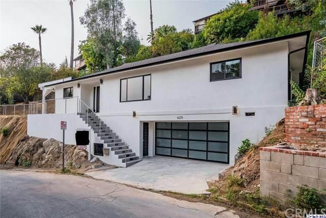 625 Cavanagh Road, Glendale, CA 91207 (#320004689) :: Legacy 15 Real Estate Brokers