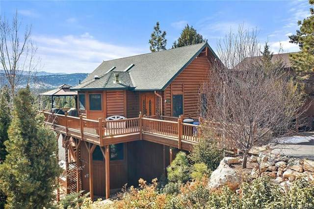 1165 Green Mountain, Big Bear, CA 92314 (#219055995DA) :: Legacy 15 Real Estate Brokers