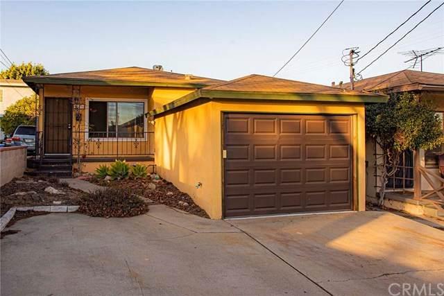 4705 W 169th Street, Lawndale, CA 90260 (#SB21013362) :: Compass