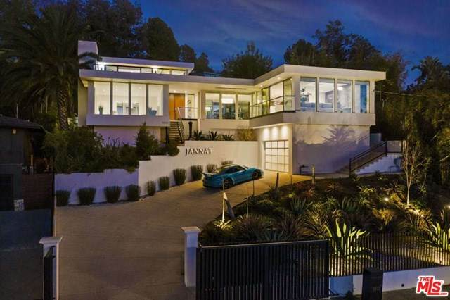 8030 Mulholland Drive, Los Angeles (City), CA 90046 (#21681730) :: Legacy 15 Real Estate Brokers