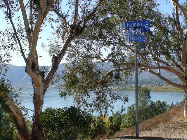 0 Hamlet Circle, Lake Elsinore, CA 92530 (#WS21013406) :: Realty ONE Group Empire