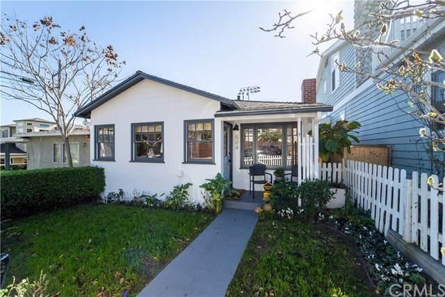 504 21st Street, Manhattan Beach, CA 90266 (#SB21008656) :: Zutila, Inc.