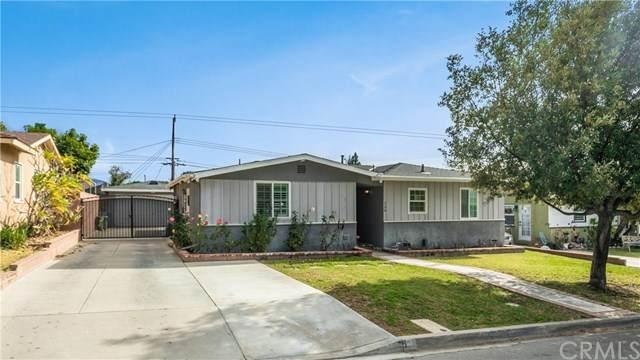 136 Calera Avenue, Glendora, CA 91741 (#CV21012677) :: The Alvarado Brothers