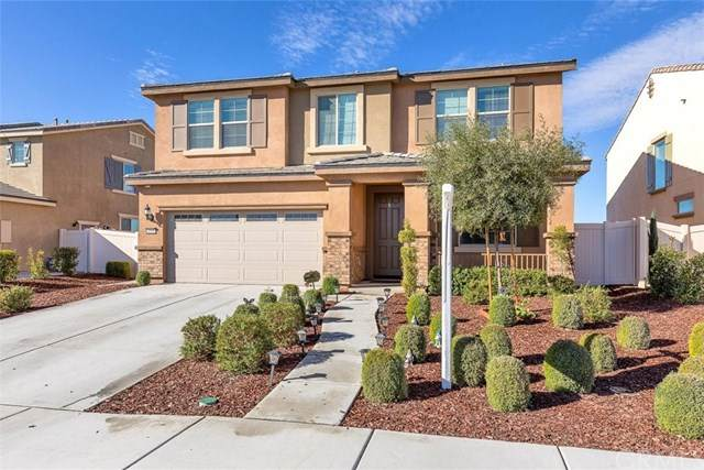 1956 Nogales Avenue, Perris, CA 92571 (#SW21013218) :: Realty ONE Group Empire