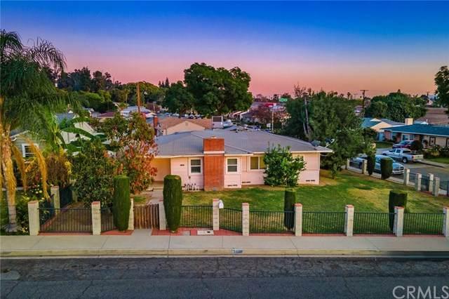 1466 Casa Vista Drive, Pomona, CA 91768 (#CV21012643) :: RE/MAX Masters