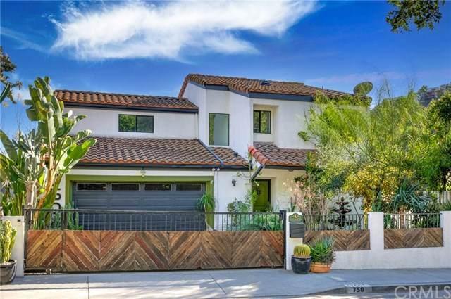 750 Terrace 49, Los Angeles (City), CA 90042 (#IV21013462) :: Compass