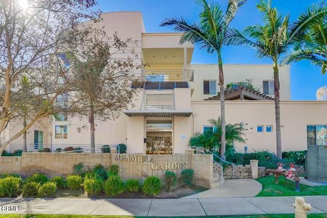 109 N 4th Street #202, Alhambra, CA 91801 (#P1-2998) :: The Results Group