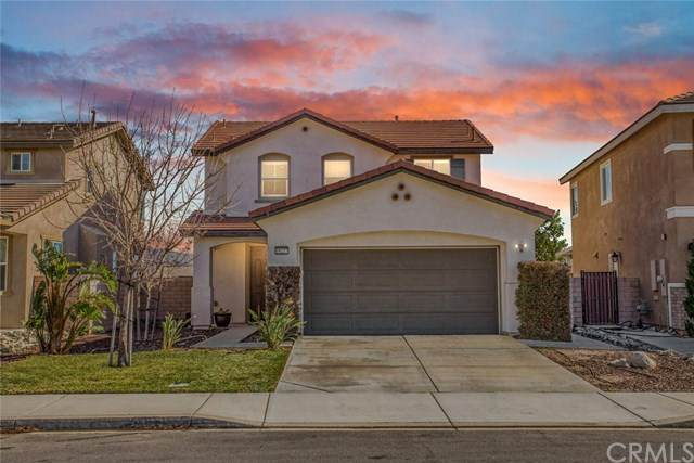 18227 Damiana Lane, San Bernardino, CA 92407 (#EV21013511) :: Realty ONE Group Empire