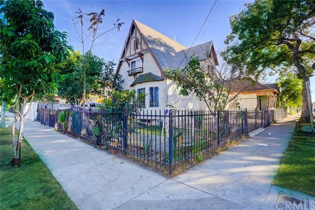 850 E 43rd Street, Los Angeles (City), CA 90011 (#DW21013588) :: The Miller Group