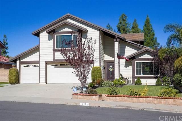 640 Rocking Horse Road, Walnut, CA 91789 (#AR21013728) :: Bob Kelly Team