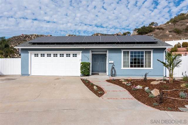 10374 Lozita Way, Lakeside, CA 92040 (#210001728) :: RE/MAX Masters