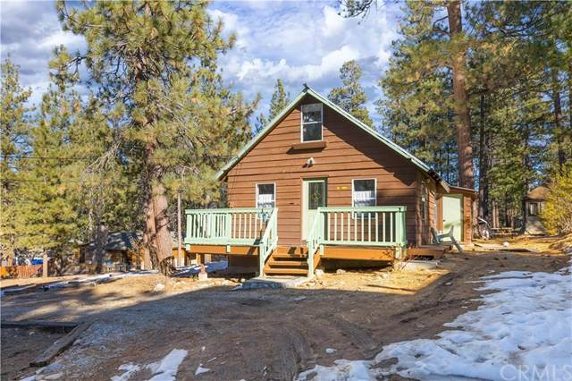 665 Knight Avenue, Big Bear, CA 92315 (#EV21010302) :: Realty ONE Group Empire