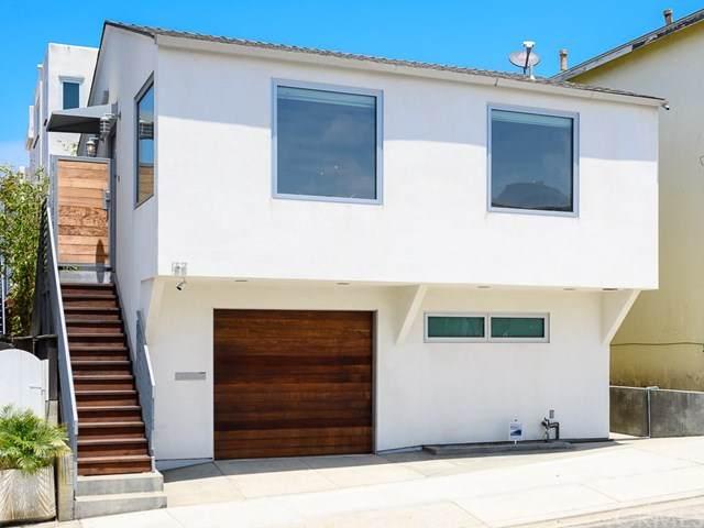137 15th Street, Manhattan Beach, CA 90266 (#SB21013785) :: Zutila, Inc.
