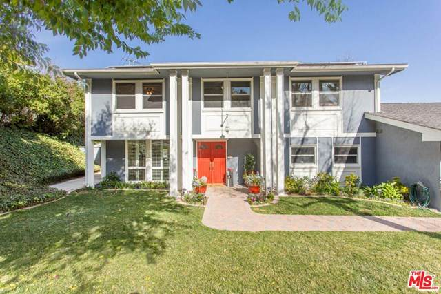 21839 Ambar Drive, Woodland Hills, CA 91364 (#21683328) :: Realty ONE Group Empire