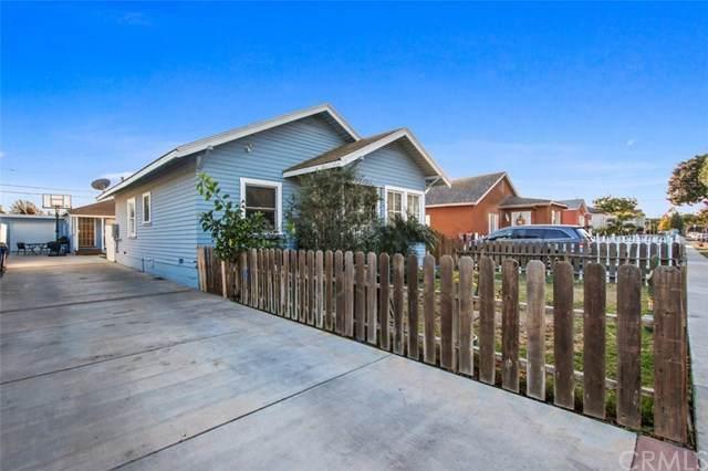 4160 W 161st Street, Lawndale, CA 90260 (#SB21013472) :: Go Gabby