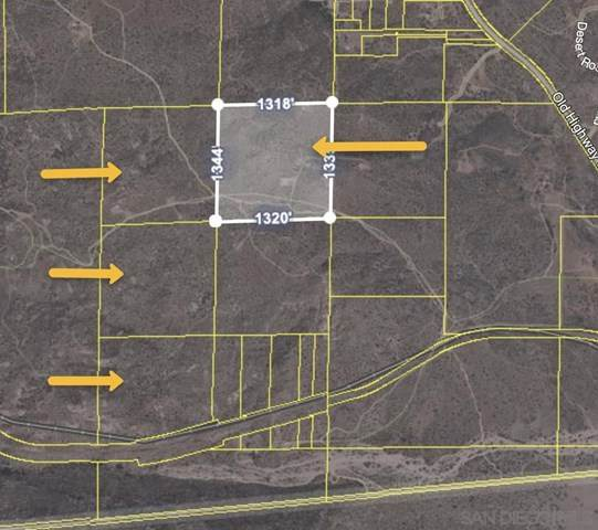 1 Old Highway 80, Jacumba, CA 91934 (#210001740) :: Koster & Krew Real Estate Group | Keller Williams