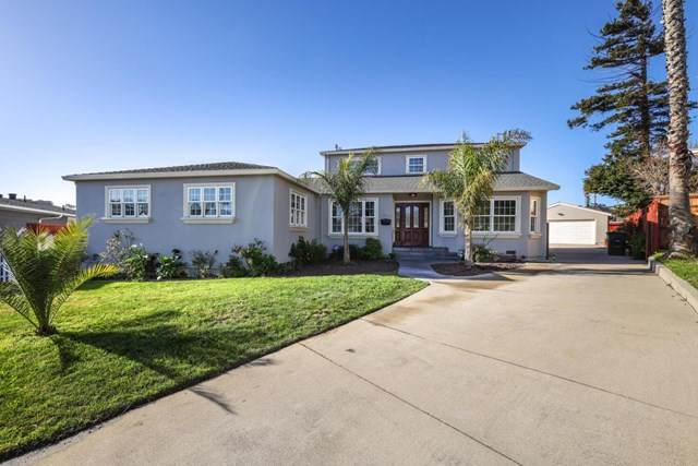 10 Chico Court, South San Francisco, CA 94080 (#ML81826673) :: Compass