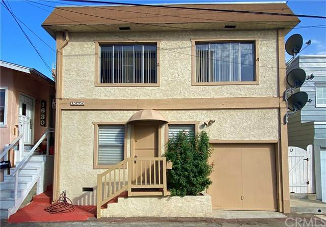 1634 Bayview Drive, Hermosa Beach, CA 90254 (#SB21013927) :: The Miller Group