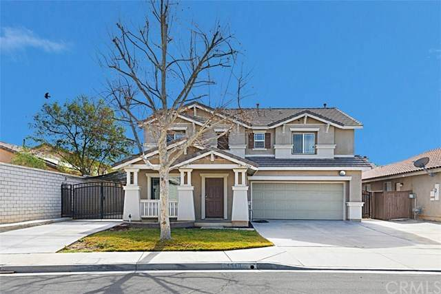 1319 Iris Trail, Perris, CA 92571 (#SW21013500) :: Realty ONE Group Empire
