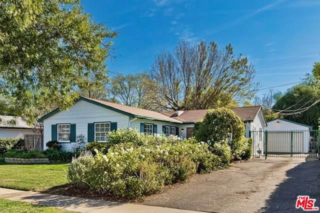 16508 Simonds Street, Granada Hills, CA 91344 (#21681422) :: Compass