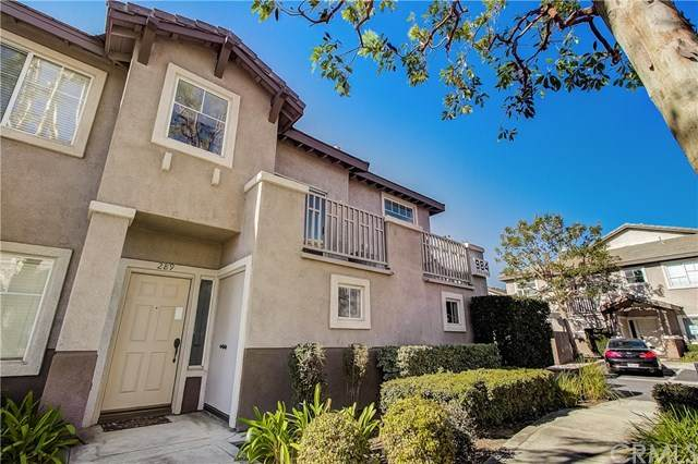 984 N Turner Avenue #289, Ontario, CA 91764 (#IV21012896) :: The Alvarado Brothers
