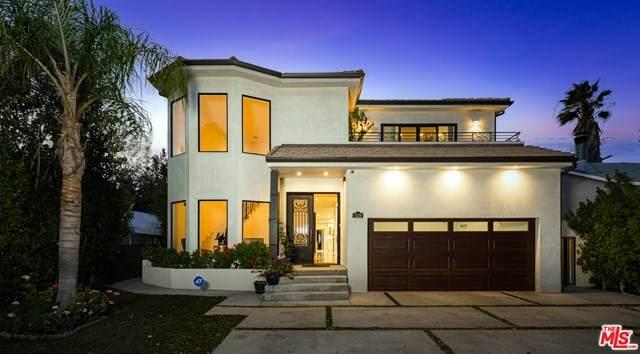 5159 Hesperia Avenue, Encino, CA 91316 (#21683452) :: The DeBonis Team