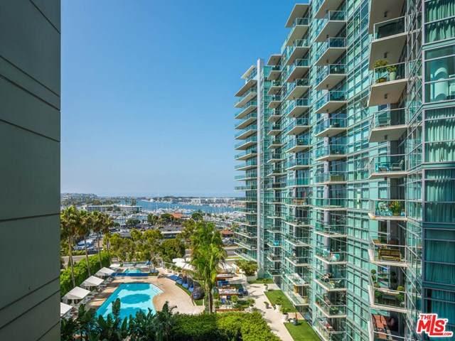 13650 Marina Pointe Drive #905, Marina Del Rey, CA 90292 (#21683602) :: Realty ONE Group Empire