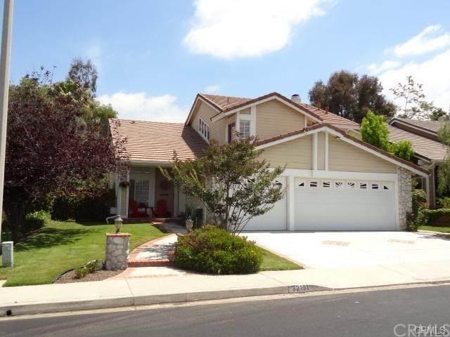 32191 Mill Stream Road, Rancho Santa Margarita, CA 92679 (#OC21013478) :: Berkshire Hathaway HomeServices California Properties