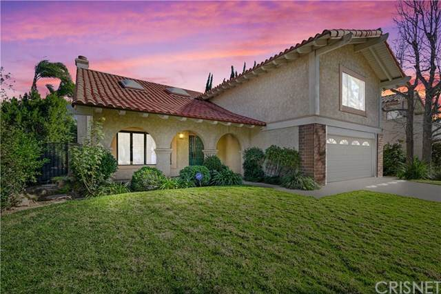 10006 Glade Avenue, Chatsworth, CA 91311 (#SR21014162) :: Team Forss Realty Group