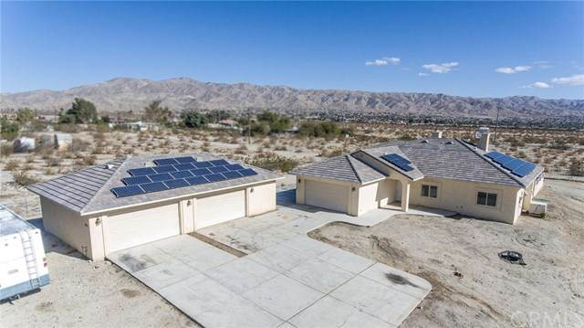 12750 United Road, Desert Hot Springs, CA 92240 (#EV21014083) :: The DeBonis Team