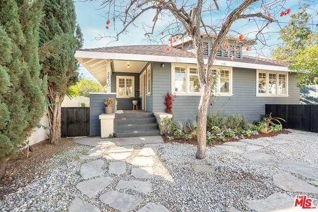 2830 Avenue 33, Los Angeles (City), CA 90065 (#21683092) :: RE/MAX Masters