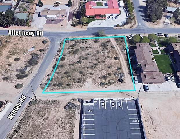 0 Allegheny Road, Apple Valley, CA 92307 (#531477) :: Realty ONE Group Empire