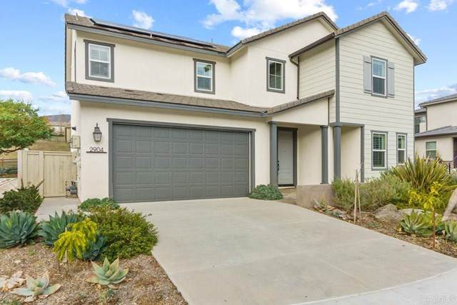 2904 Starry Night Drive, Escondido, CA 92029 (#NDP2100740) :: Re/Max Top Producers
