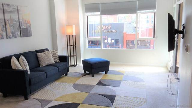 530 K St #217, San Diego, CA 92101 (#210001801) :: Doherty Real Estate Group