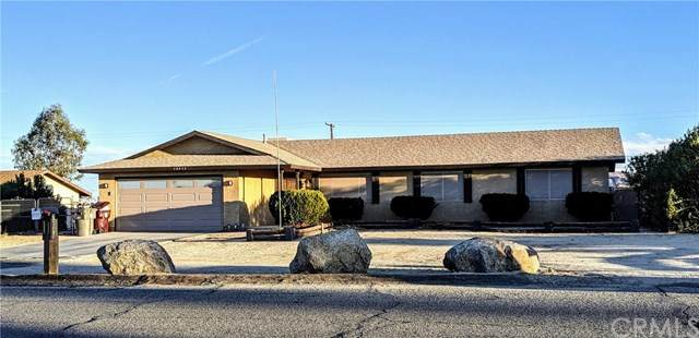 72573 Larrea Avenue, 29 Palms, CA 92277 (#JT21012607) :: The Miller Group