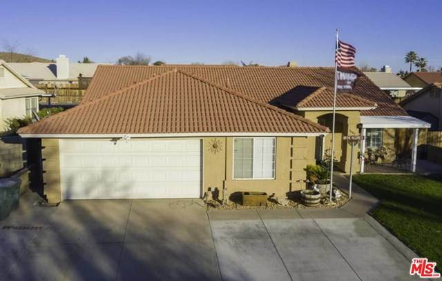 3640 Scherer Drive, Rosamond, CA 93560 (#21683664) :: Realty ONE Group Empire