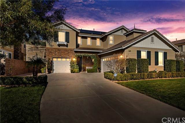 12360 Macon Drive, Rancho Cucamonga, CA 91739 (#CV21014282) :: The Miller Group