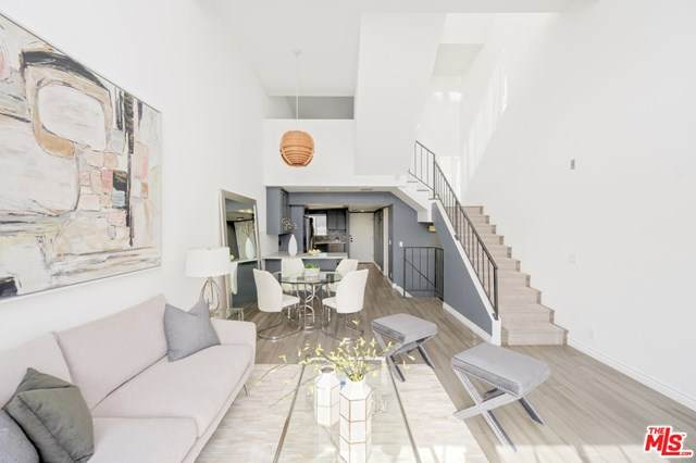 3720 Hughes Avenue #6, Los Angeles (City), CA 90034 (#20665702) :: The Miller Group