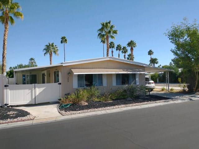 200 Juniper Drive, Palm Springs, CA 92264 (#219056060PS) :: The Miller Group