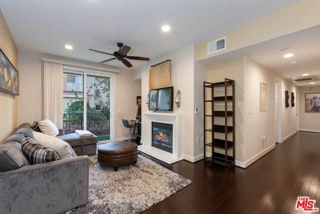 14412 Killion Street #208, Sherman Oaks, CA 91401 (#21683600) :: The Miller Group