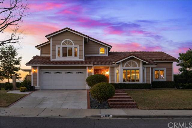 24011 Highcrest Drive, Diamond Bar, CA 91765 (#ND21014088) :: The Alvarado Brothers
