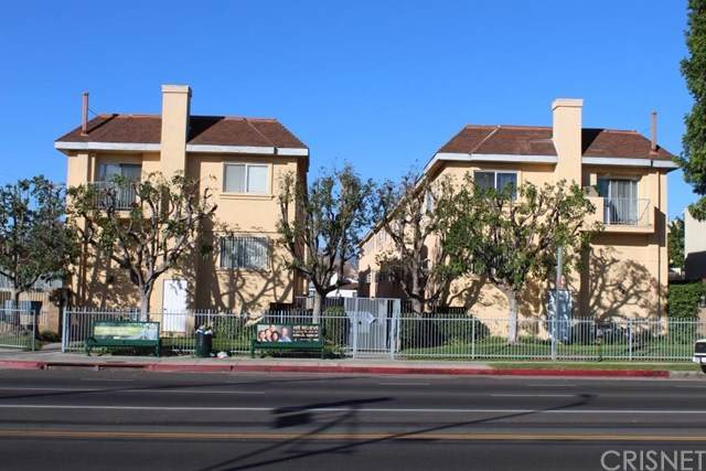 15061 Nordhoff St. #115, North Hills, CA 91343 (#SR21012947) :: The DeBonis Team