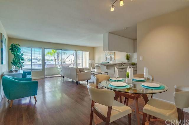 1187 E 3rd Street #205, Long Beach, CA 90802 (#PW21010313) :: EXIT Alliance Realty