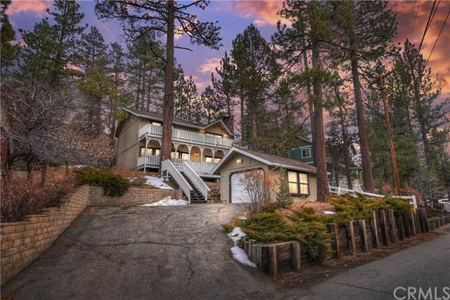 257 Scandia Road, Big Bear, CA 92315 (#EV21013636) :: Realty ONE Group Empire
