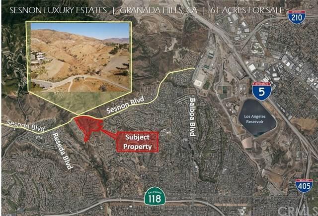 18100 Sesnon Boulevard, Granada Hills, CA 91344 (#GD21014451) :: Compass