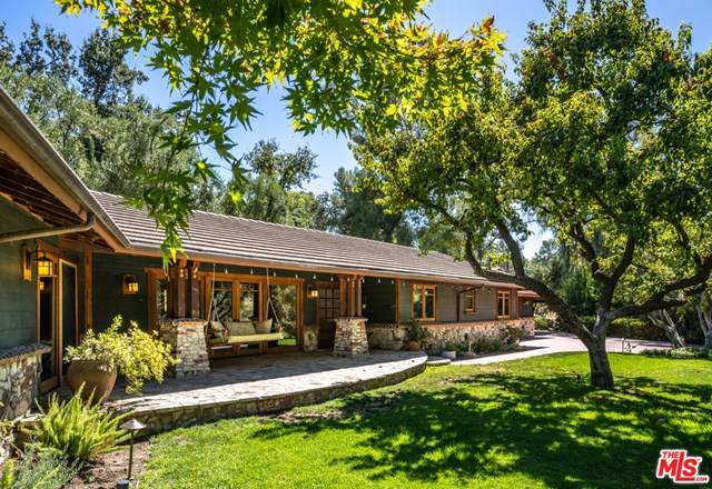 24878 Long Valley Road, Hidden Hills, CA 91302 (#21682674) :: American Real Estate List & Sell