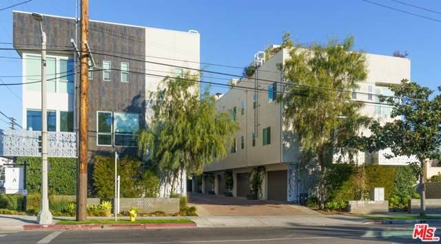 6072 W Studio Court, Los Angeles (City), CA 90038 (#21683198) :: Team Forss Realty Group