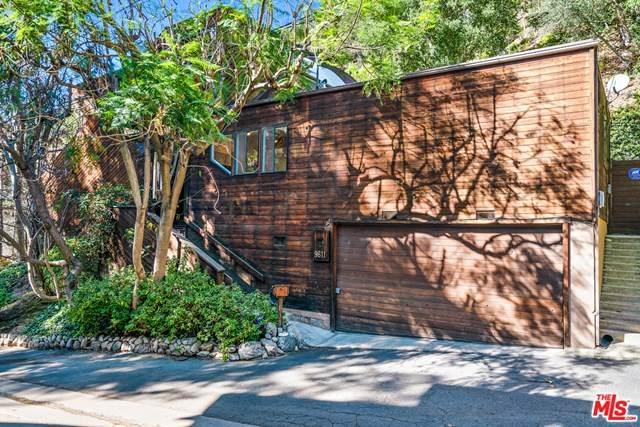 9611 Yoakum Drive, Beverly Hills, CA 90210 (#21683128) :: Mint Real Estate