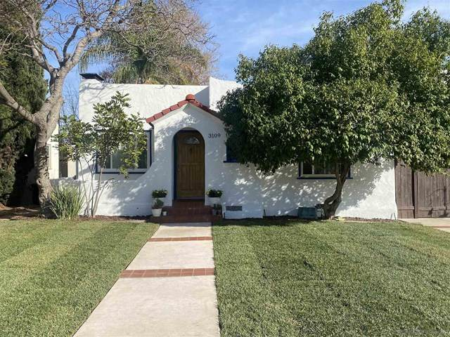 3109 Gregory Street, San Diego, CA 92104 (#210001852) :: Realty ONE Group Empire